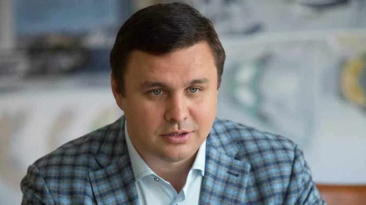 Максим Микитась – подозреваемый в хищении имущества Национальной гвардии