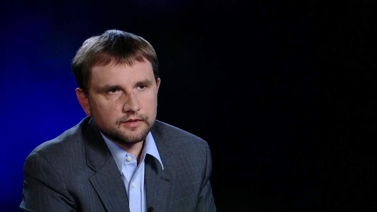 Это не нравится полякам, – Вятрович объяснил, почему разгорелся конфликт с Украиной