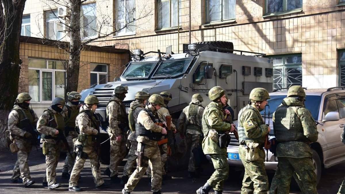 Полицейские поедут на Донбасс для усиления безопасности граждан Украины