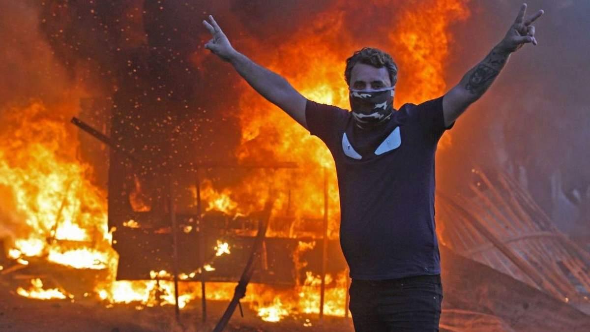 Масові протести в Іраку