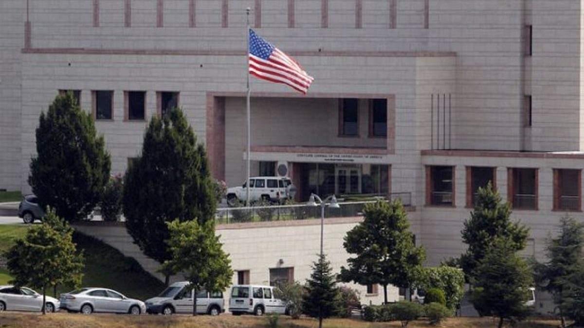 """Туреччина викликає посла США через """"лайк"""" у твіттері"""