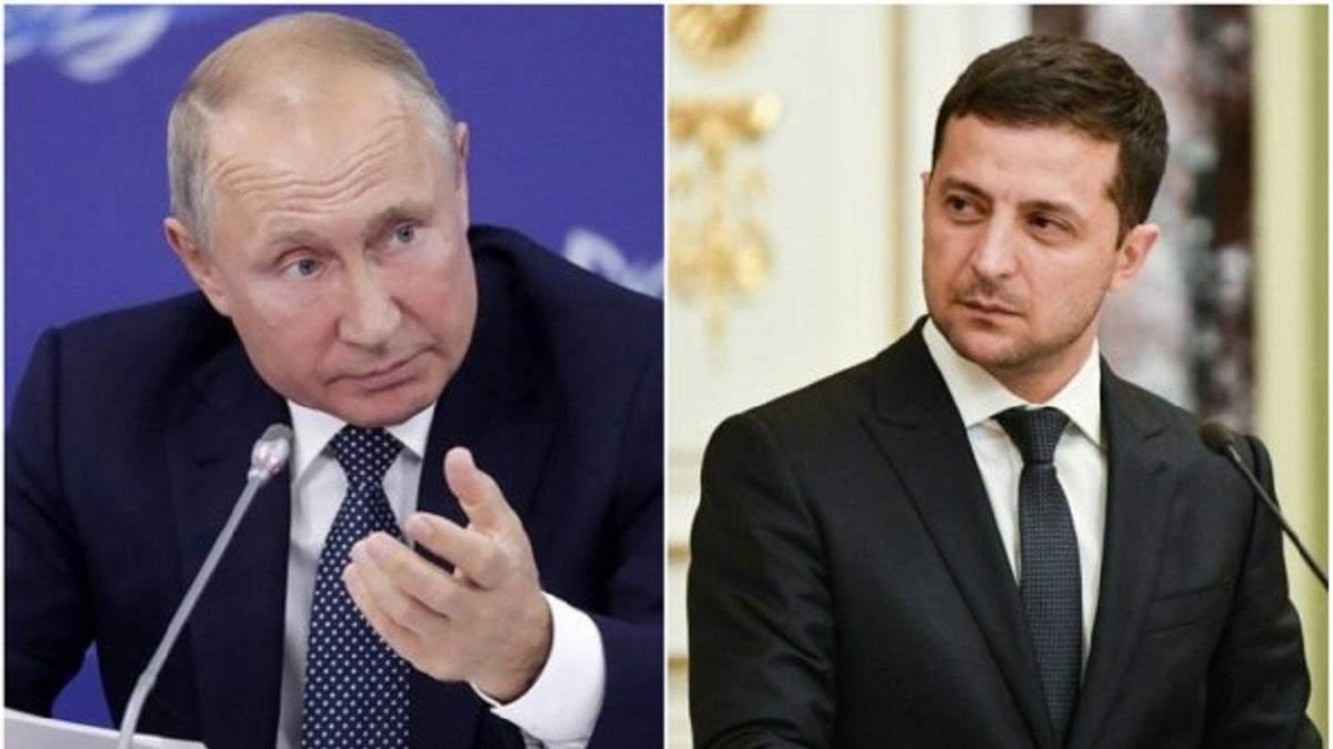 Договариваясь с Путиным, Зеленский садится за стол к мошенникам, – журналист