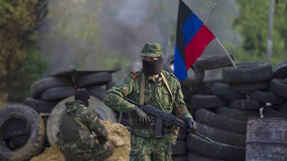 """У """"Слузі народу"""" розповіли, що буде з бойовиками, які воювали проти України"""