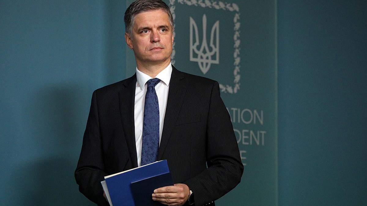 Пристайко: Разведение сил на Донбассе сорвалось