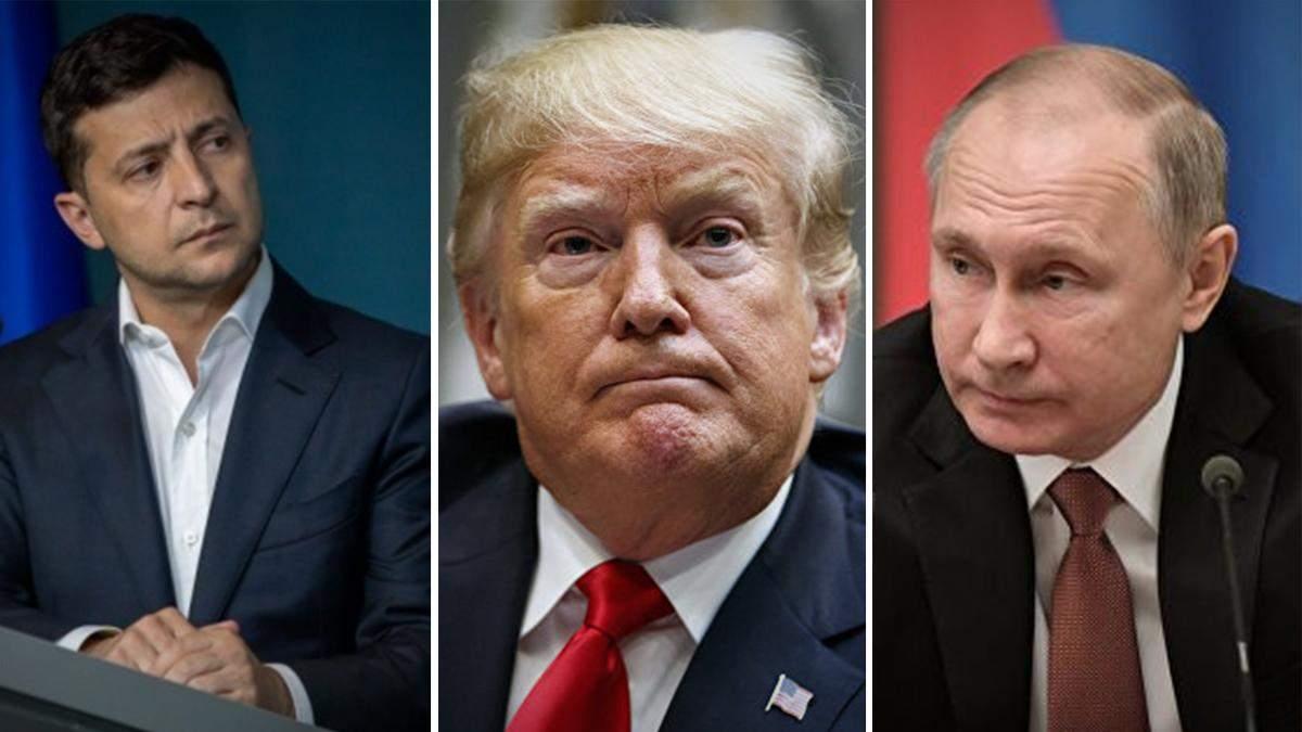 В Кремле категорически против вовлечения США в нормандский формат