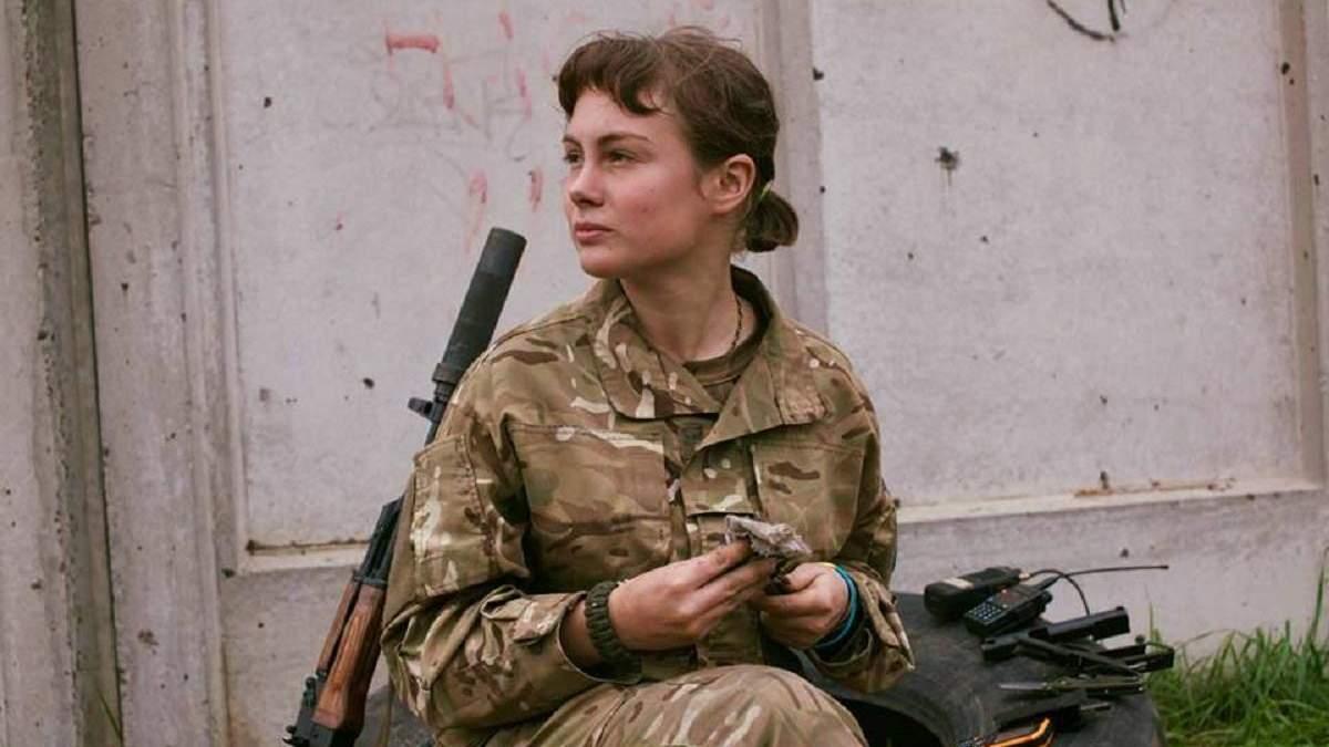 Я на війні з 16 років, – розвідниця Аліна розповіла, що дійсно важливо для військових