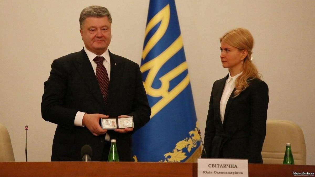 Светличная подала декларацию на пост заместителя секретаря СНБО