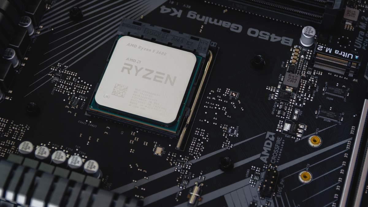 AMD представила нові процесори Ryzen