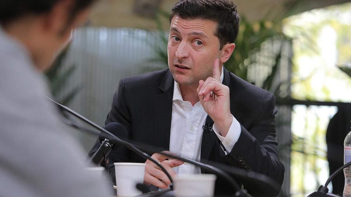 """""""С языкового вопроса начался Донбасс"""": Зеленский озвучил свое отношение к закону о языке"""