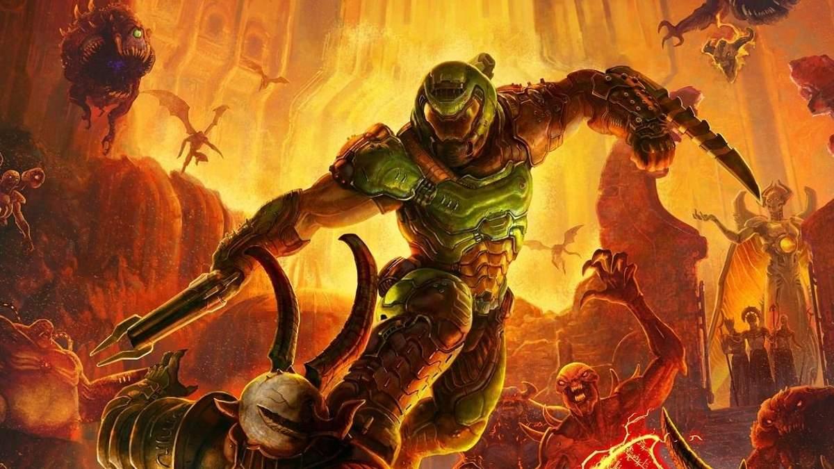 Дату релізу Doom Eternal перенесли на 2020 рік