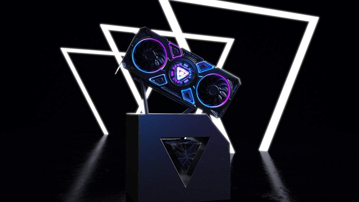 Вероятный дизайн видеокарт Intel Xe