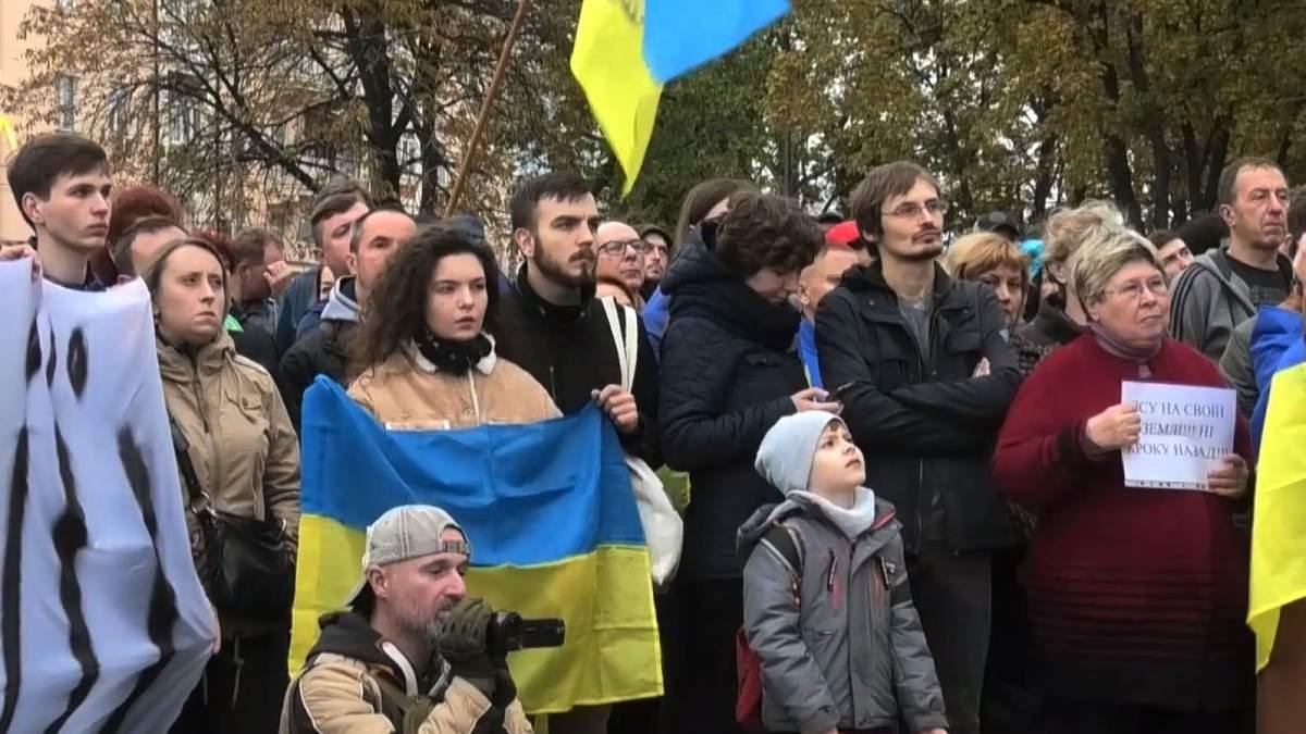 Разведение войск на Донбассе: чего боятся жители Мариуполя
