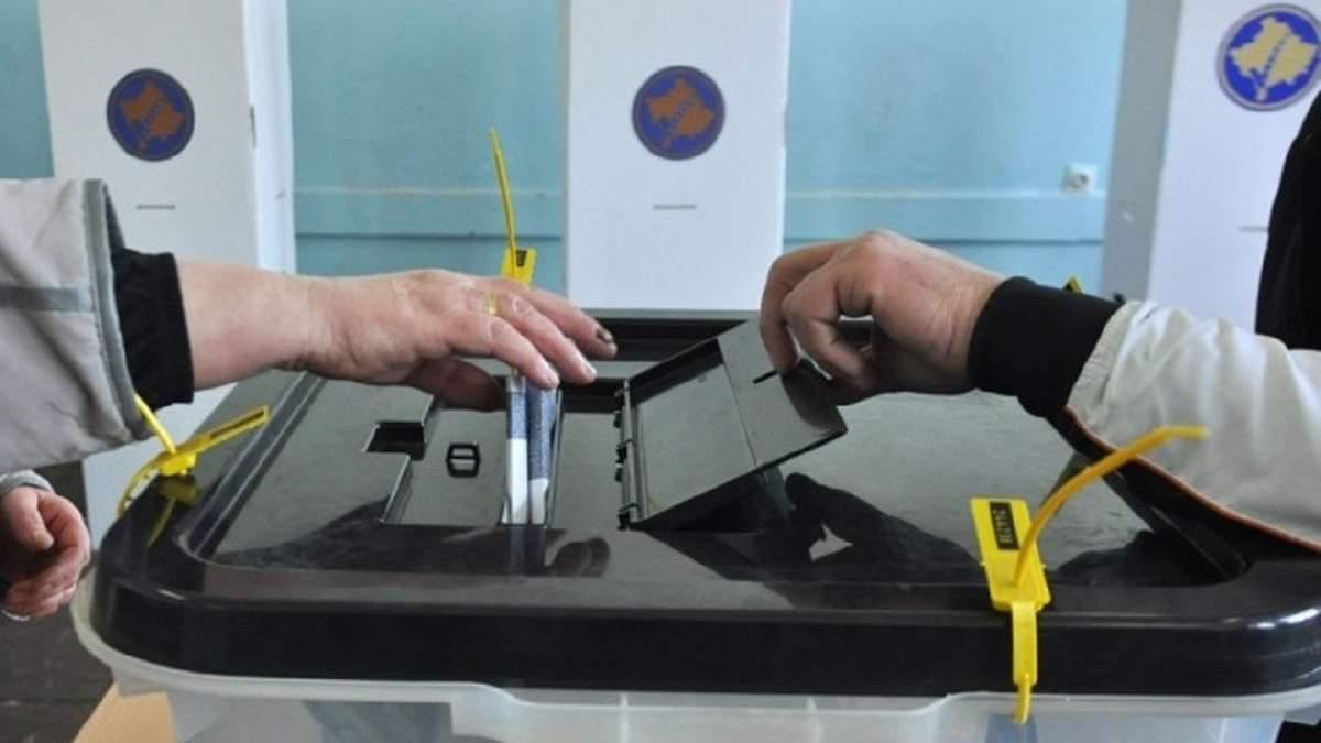 Члены ЦИК Косово заявили о массовых отравлениях из-за ящиков из Сербии