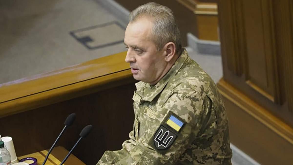 Появлялась все больше и больше вера, – Муженко рассказал о первых успешных операциях на Донбассе