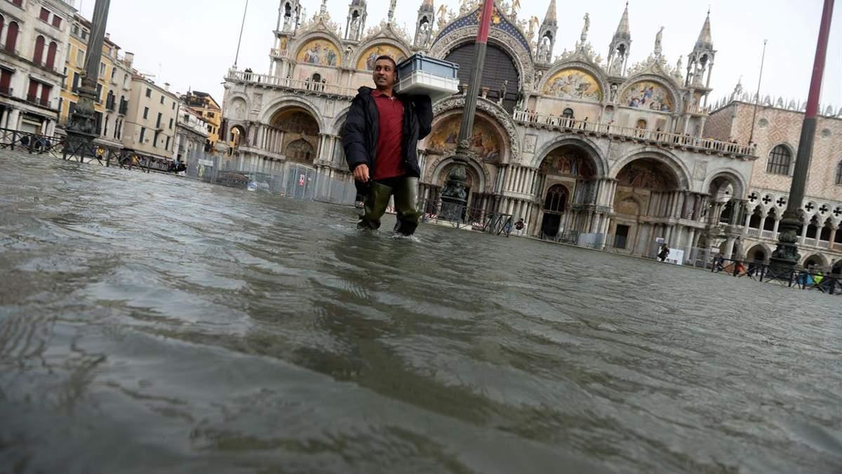 Глобальное потепление – где грянет первая катастрофа