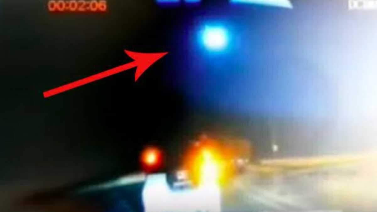 Метеорит упал на территории Китая