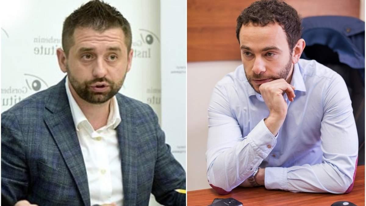 Арахамія розкритикував Дубінського за образу журналістки 24 каналу