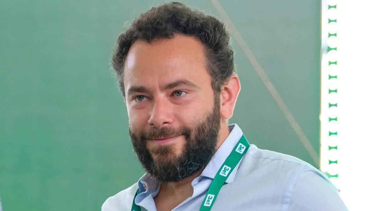 Дубинский не собирается просить прощения за оскорбление журналистки 24 канала: видео