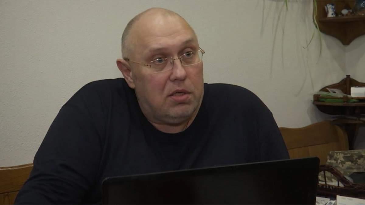 """Справа Гандзюк: """"важкохворий"""" Павловський ігнорує суд, але у лікарні його немає"""