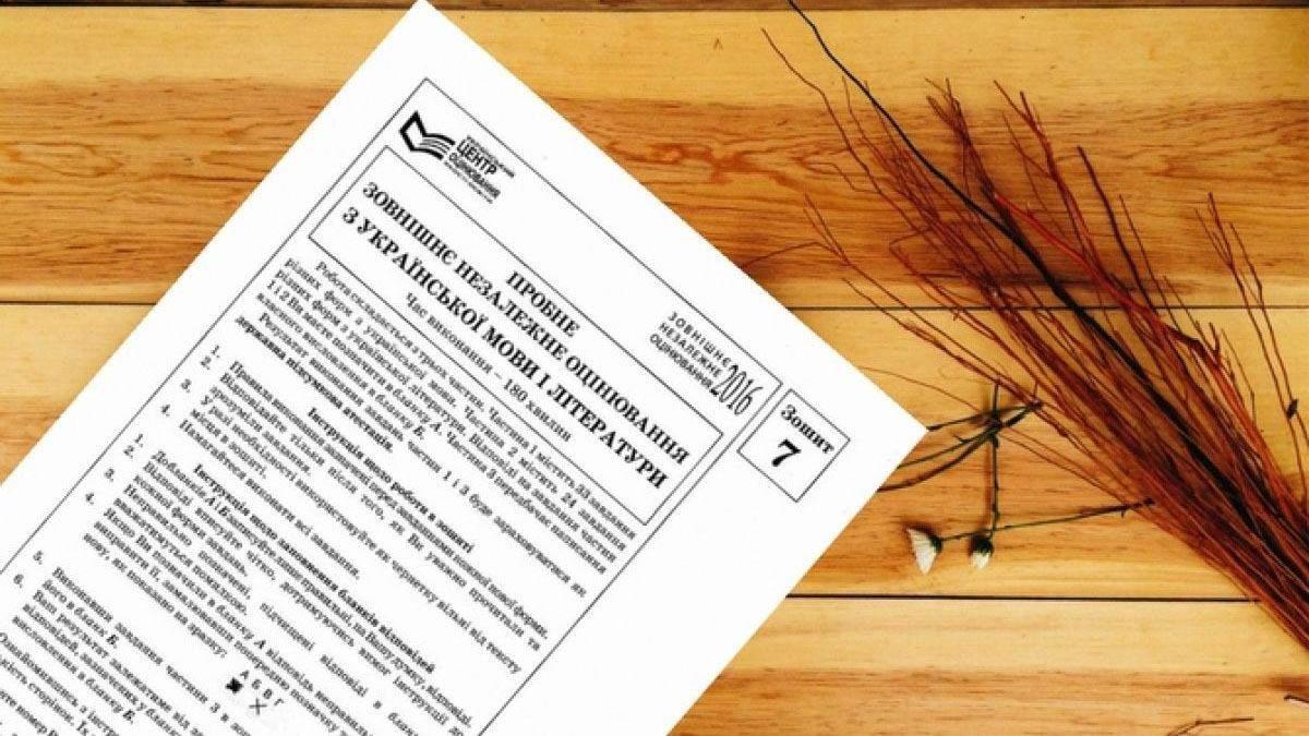 Пробне ЗНО 2020 реєстрація – ціна, дати реєстрації та іспитів
