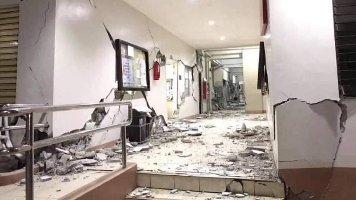 Землетрус в Філіппінах 16 жовтня 2019 – фото, відео