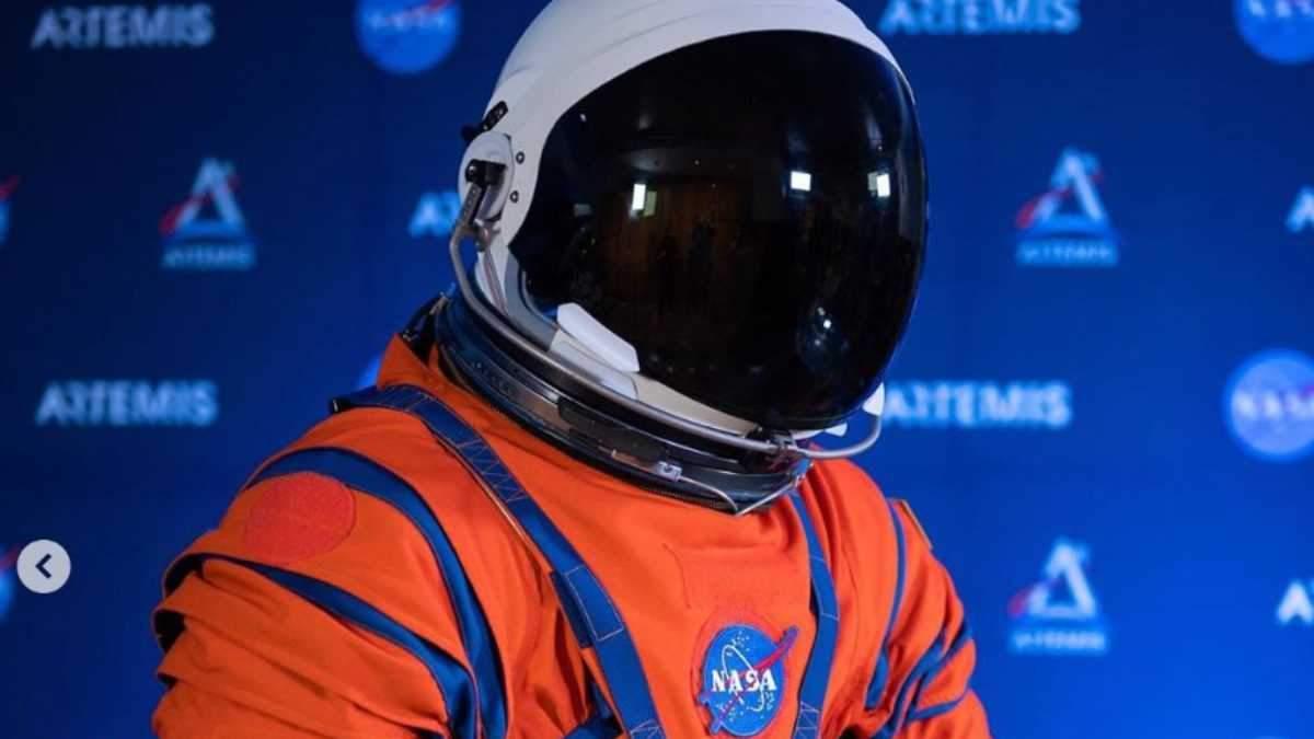 Новый скафандр для путешествия на Марс