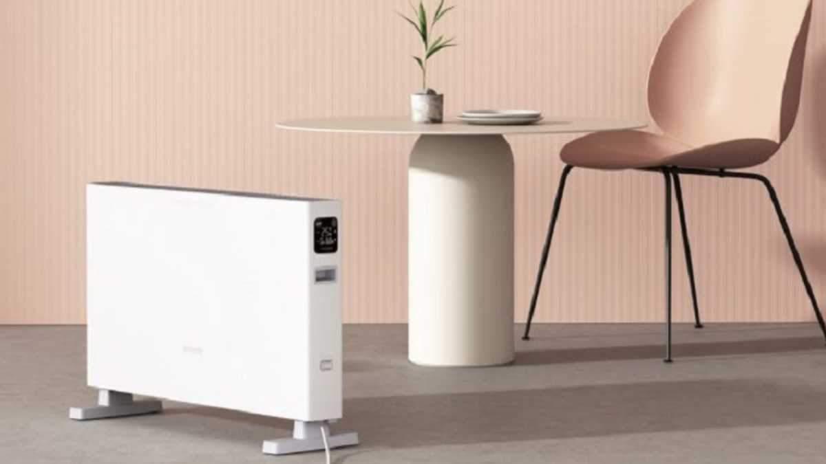 Електричний обігрівач Smartmi Electric Heater 1s