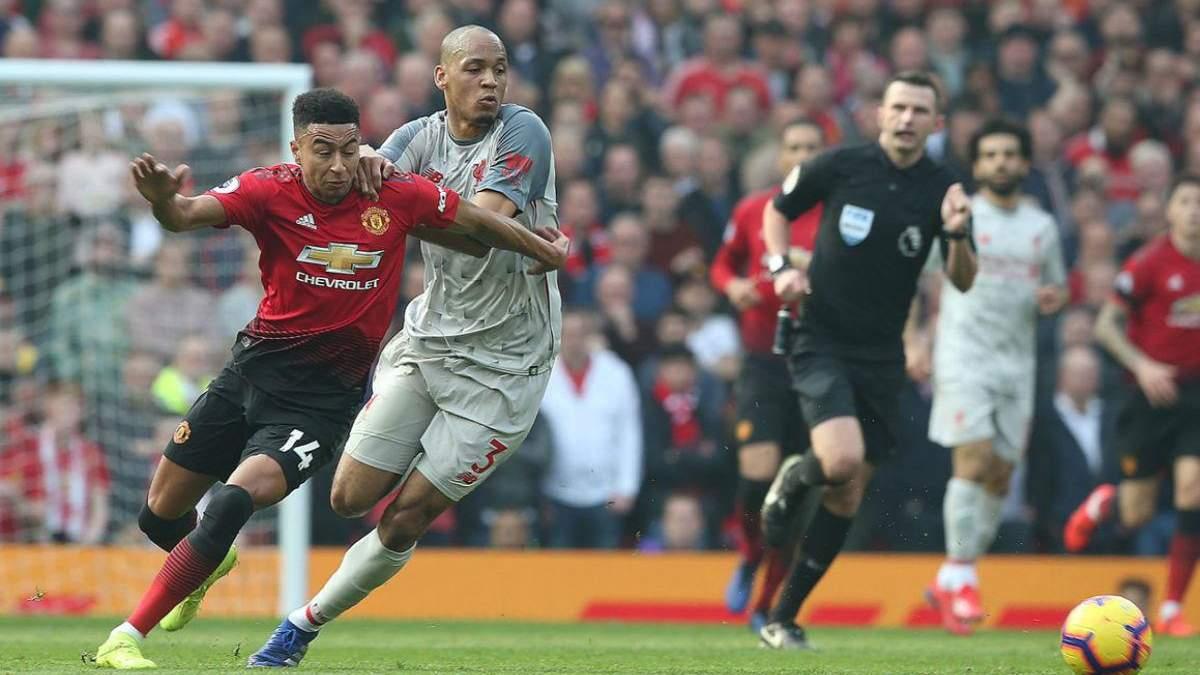 Манчестер юнайтед ливерпуль онлайн на рус
