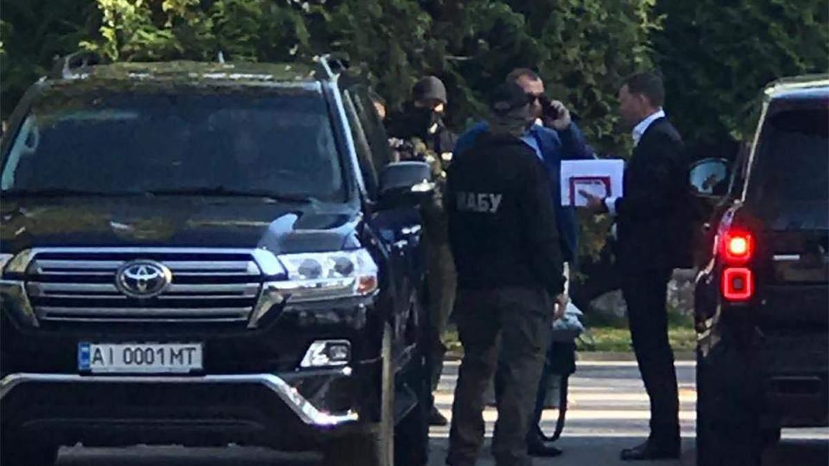 Задержание Гладковского – за что НАБУ задержало Гладковского