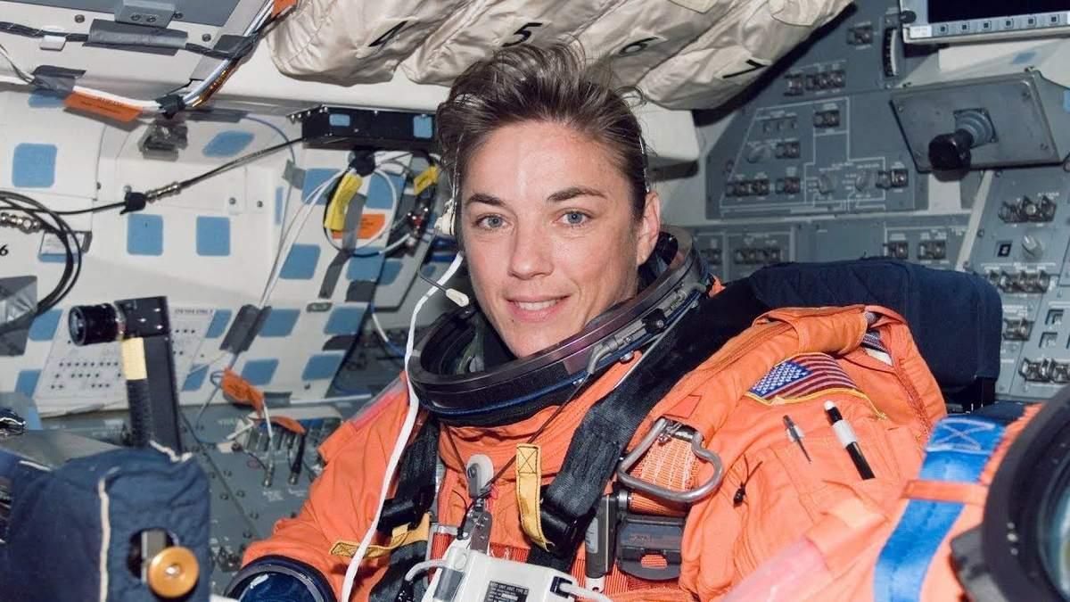 Астронавтка NASA Стефанишин-Пайпер