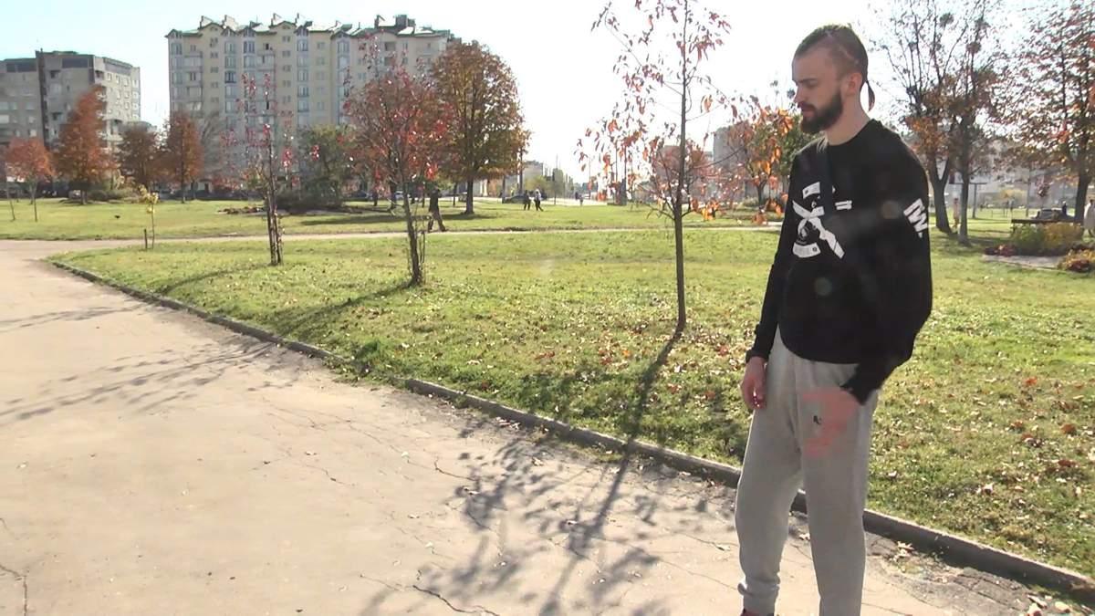 Как герой войны задержал преступника во Львове: невероятная история украинского военного