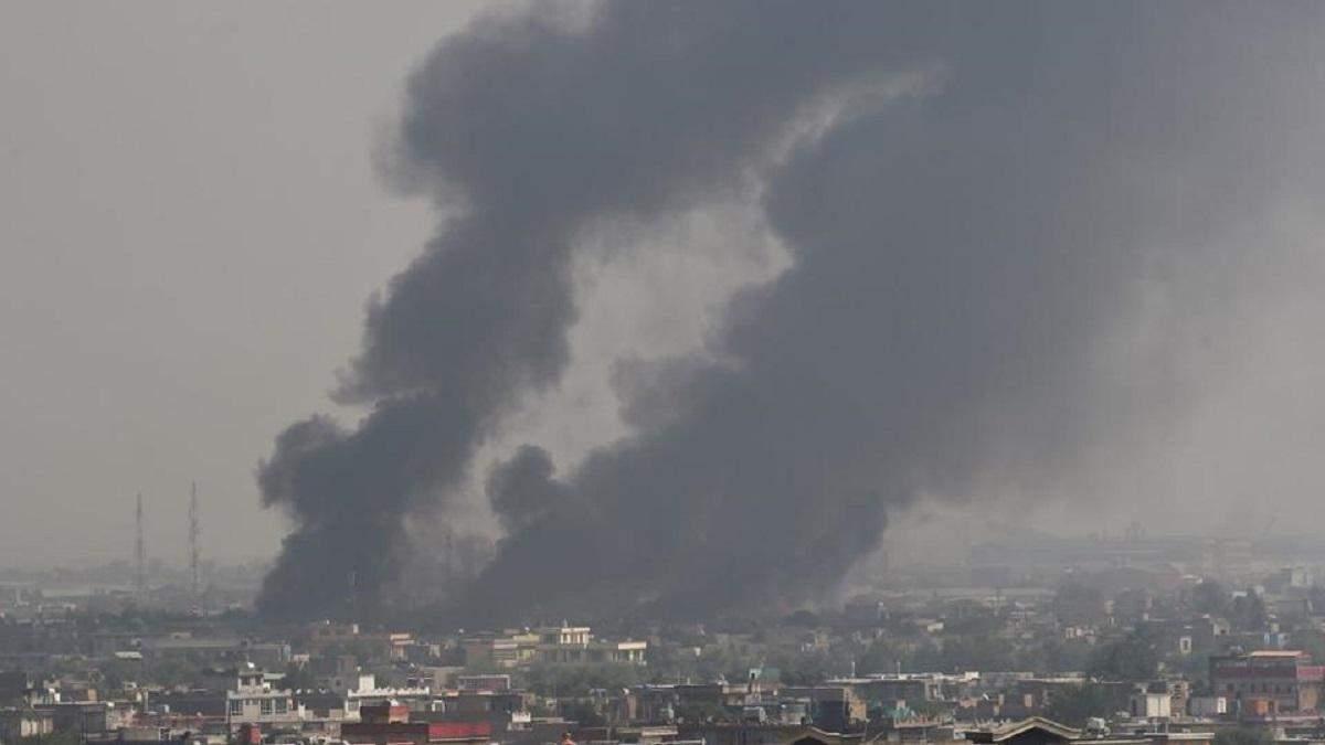 Боевики из миномета обстреляли мечеть в Афганистане