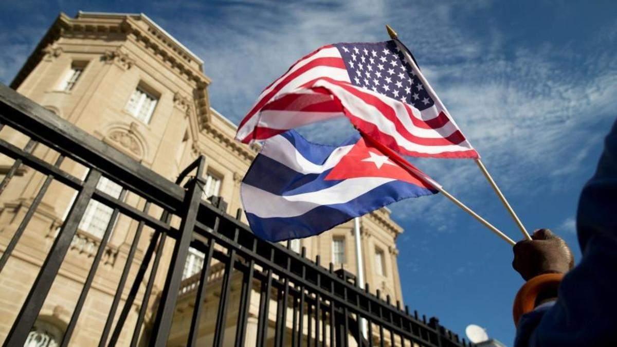 США не влаоштовує підтримка Кубою президента Венесуели Мадуро