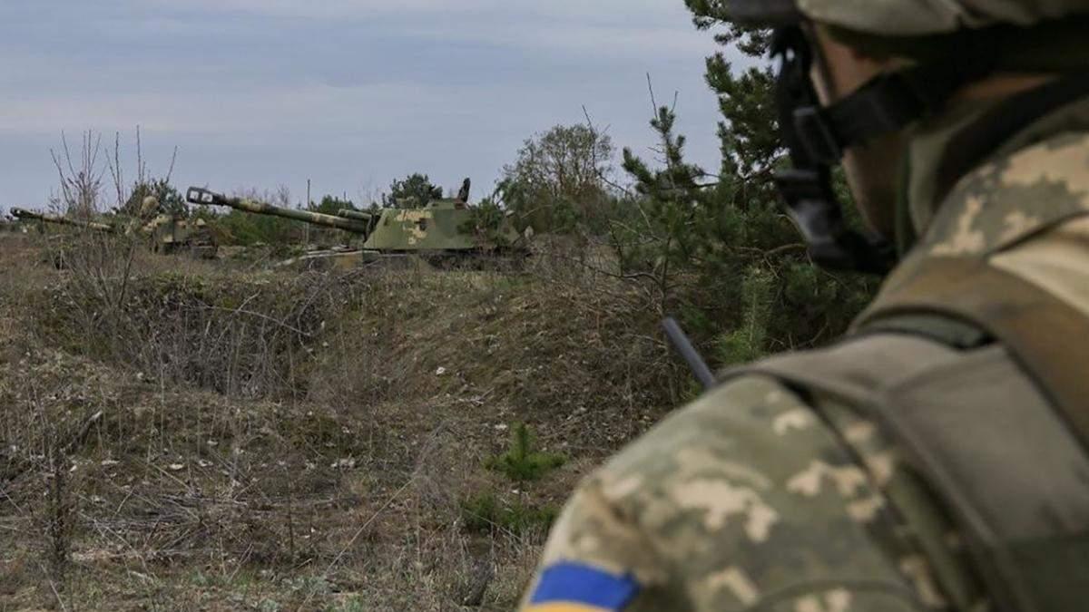 Бойовики почали готуватися до загострення: репортаж з передової