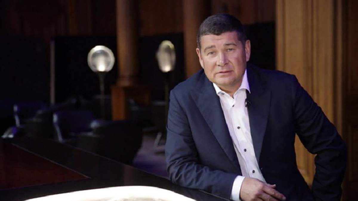 Скандальний Онищенко опублікував фото з Офісу Президента