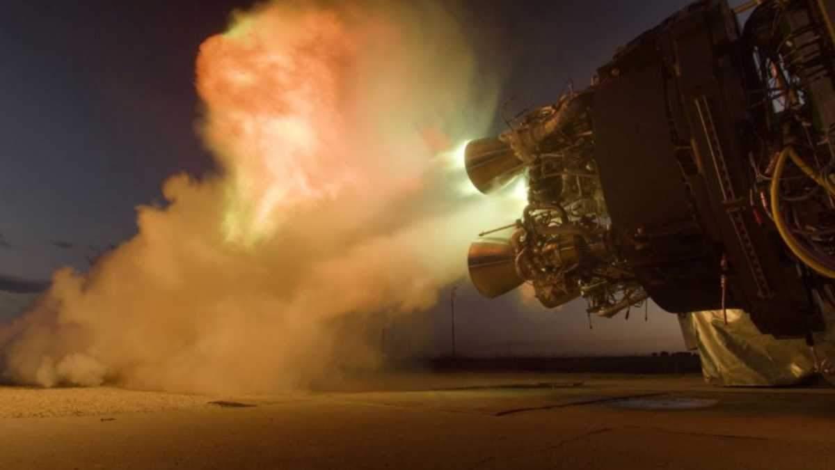 Firefly будет использовать разработки Rocketdyne