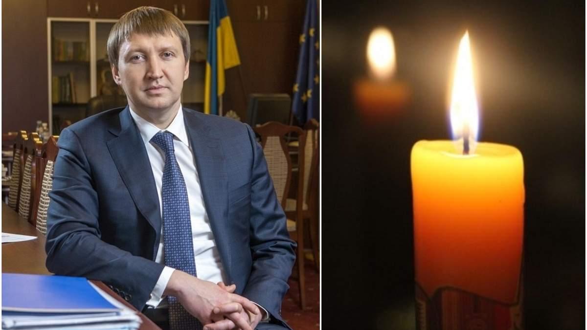 Політики та колеги висловлюють співчуття через загибель Кутового