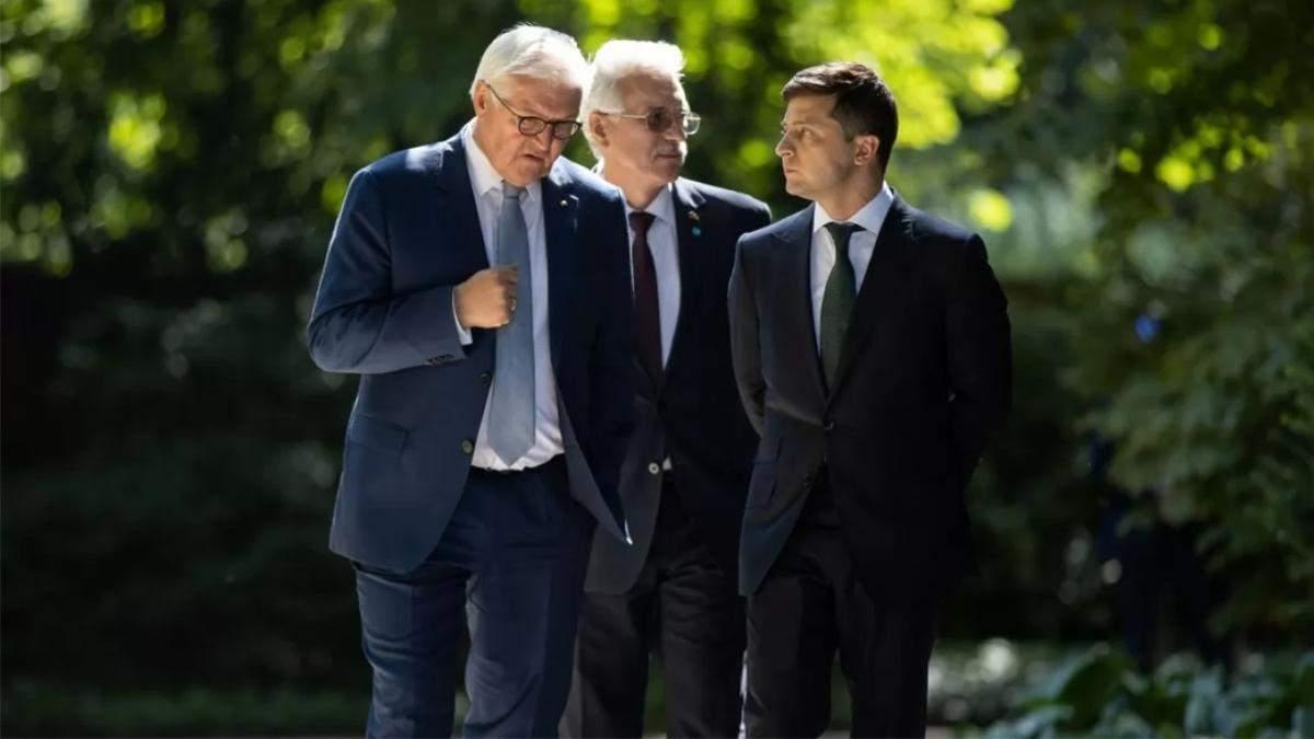 Встреча Зеленского и Штайнмайера – как прошла встреча 23 октября 2019