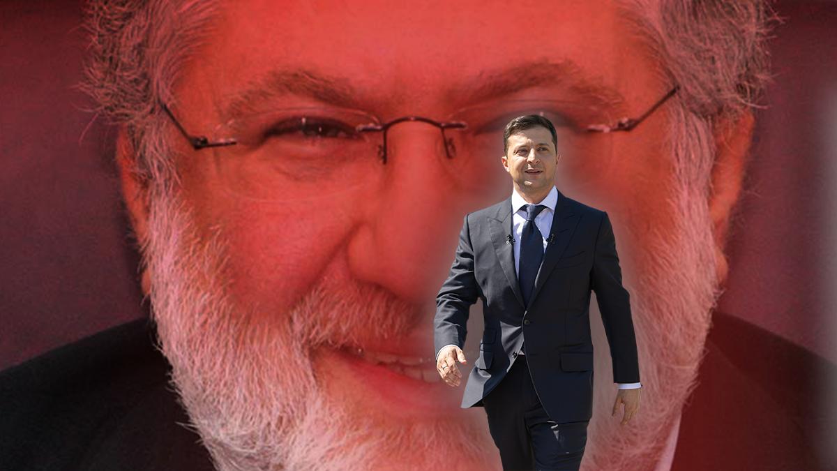 Коломойський намагається справляти враження людини, яка має вплив на президента