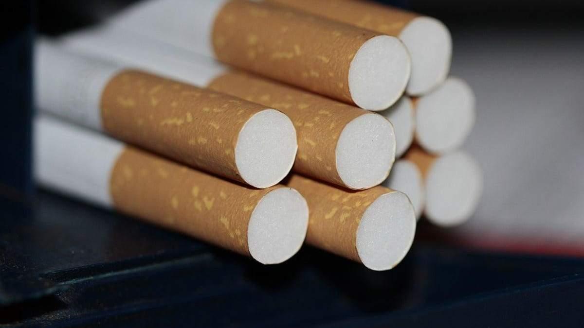 ндс табачные изделия