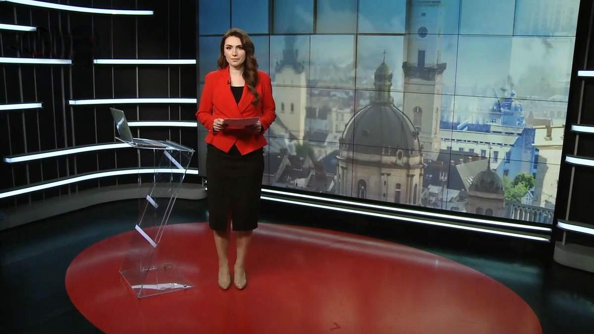 Випуск новин за 12:00: Ціна уроків англійської Луценка. Нова нагорода Сенцова