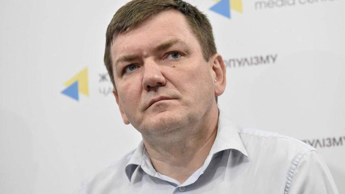 Сергей Горбатюк уволен из Генпрокуратуры - причина увольнения