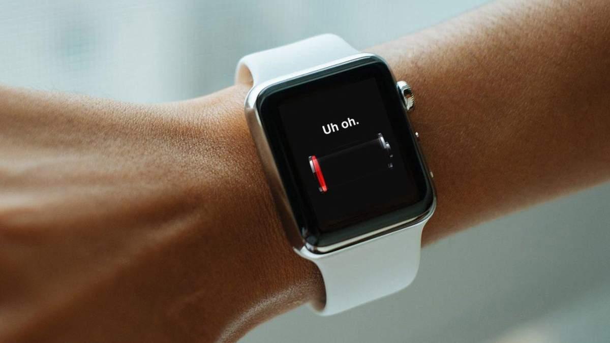 Apple Watch врятував людину