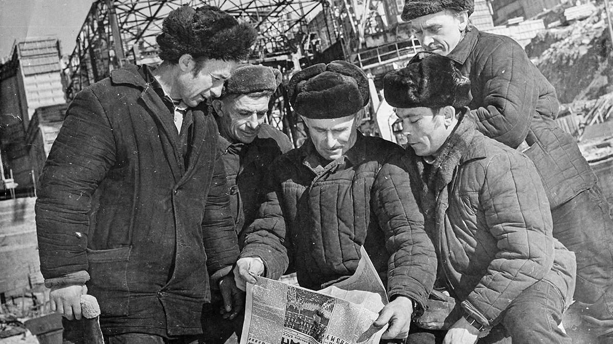 История о тех, кого кормили сказками о коммунизме