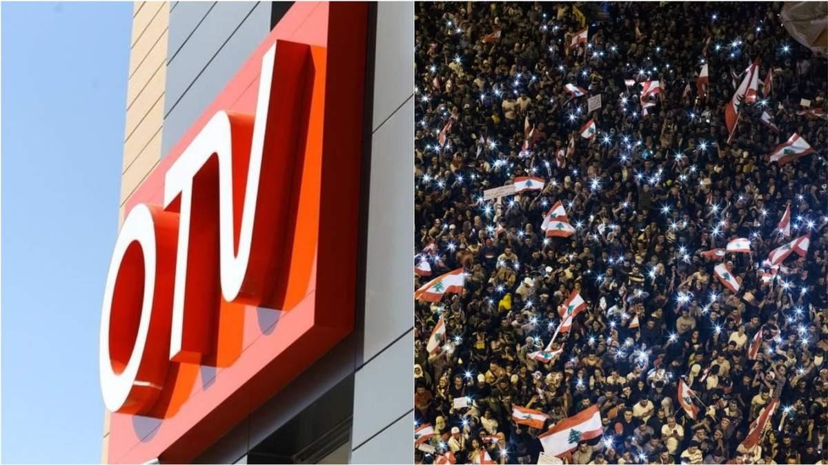 Скандал із Україною на тлі ліванських протестів