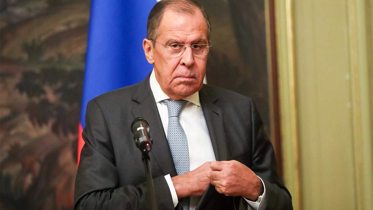 Росія готова впливати на бойовиків ОРДЛО для виконання мінських угод, – Лавров