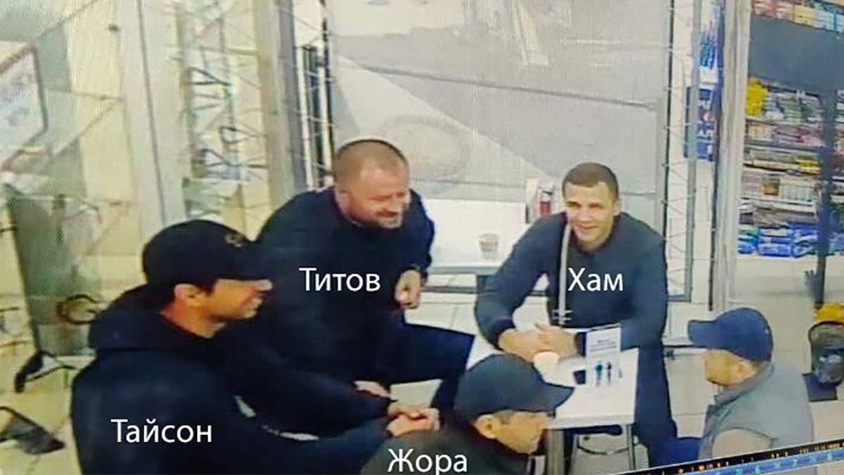 К смертельной перестрелке в Харькове могут иметь отношение 4 человека