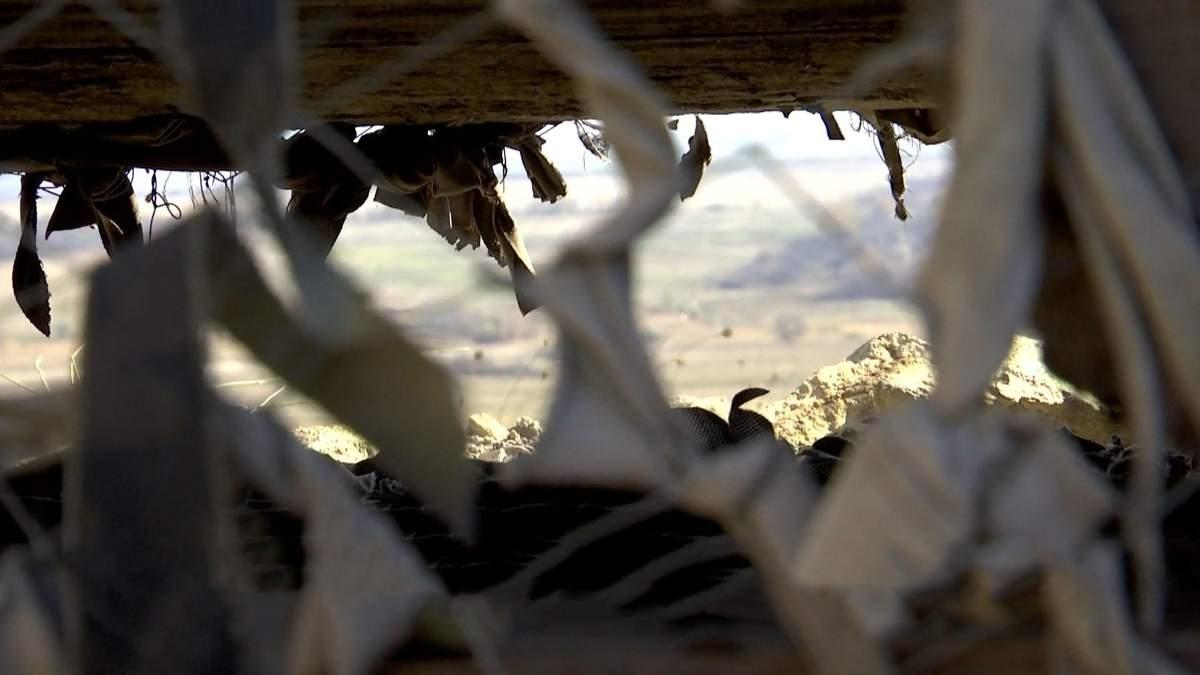 Российский снайперы заехали на Донбасс для обучения по живым мишеням