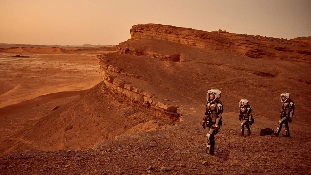 Вчені знайшли життя на Марсі 40 років тому