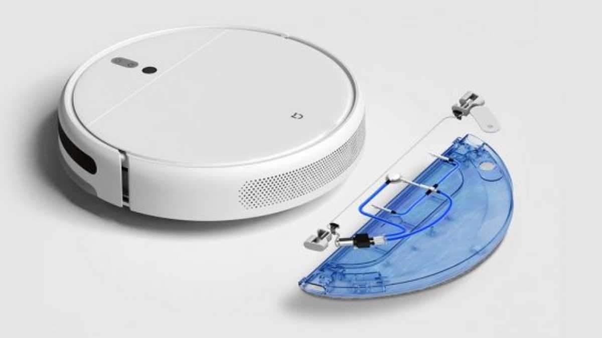 Робот-пылесос Mijia Sweeping Robot 1C